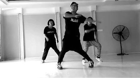 LA Style街舞-周六HIPHOP专业班-20130519