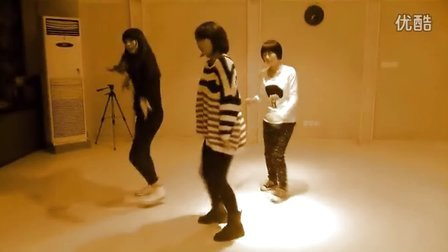 LA Style街舞-EXO(Kai、Lay)少女时代(孝渊)-零基础班-20131103