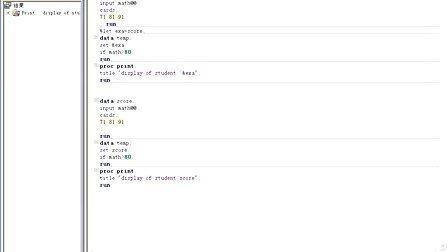 第3章  SAS宏编程(数据熊猫论坛 www.datapanda.net)
