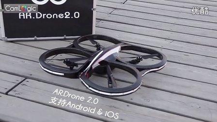 Parrot AR Drone 2.0 AR.Drone 评测