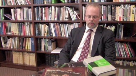 Dr. David B. Garner, Professor of ST, on Calvin