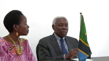 IESCO非洲代表处成立仪式