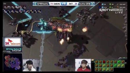 2月10日SPL R1季后赛SKT1 vs 三星 03
