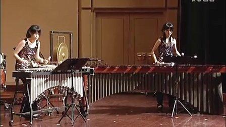 陈广扬﹣打击乐五重奏《甜美巴哈》之〈赋格群岛〉