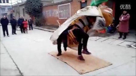 焦作市东良仕村老虎队