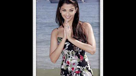 印度美女艾西瓦娅的相册视频