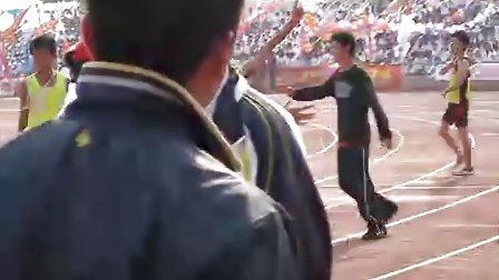 涛哥的100米决赛