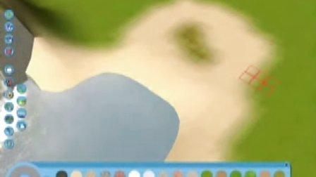 过山车大亨3——如何建造一个好的瀑布