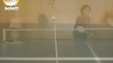 史上最强的乒乓球技术
