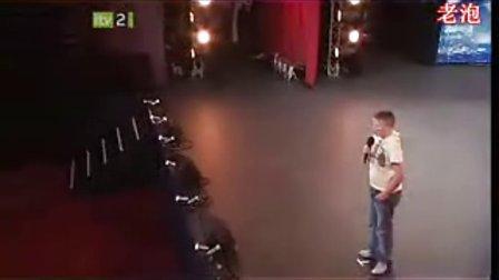 13岁少年天籁之音感动评委(2008最新)