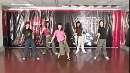 超魅力爵士舞教程4