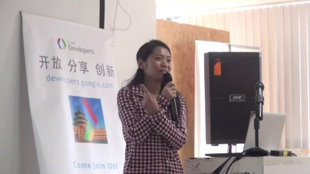 Women Techmakers: Beijing - 程序妞的⾃我修养 by 冯利美