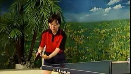 《乒乓球直拍》05 直拍发急球