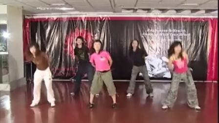 街舞辣妹爵士 舞蹈教程3