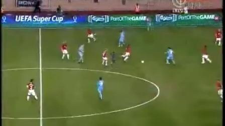 【直播吧论坛】20080830 欧洲超级杯 曼联VS泽尼特 上半场 上海体育