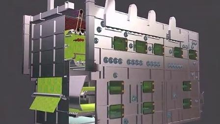机械产品三维动画展示