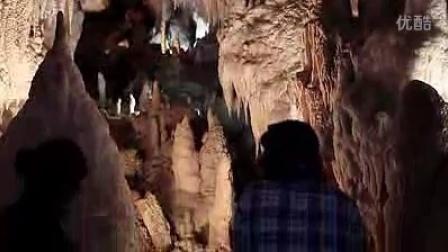 新西兰怀托摩洞穴-阿拉努伊洞(Aranui Cave)