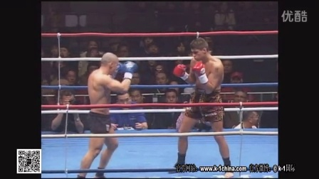 2003K-1世界MAX日本区域选拔赛Mike Zambidis VS Albert Kraus