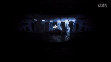 英菲尼迪Q50上市发布会:三维车体秀