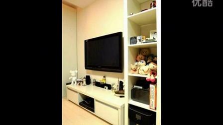 交换空间悠闲单身公寓 简约宜家风一居小户型装修效果图