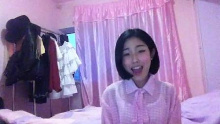 sena大笑翻唱蛋堡「偷偷」!!!so sweet!!