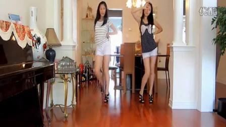 韩国女生在家自拍热舞sistar音乐