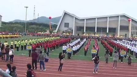 2012年校运会花絮短片
