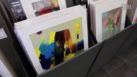 Carré d'Artistes 法国画廊介绍视频