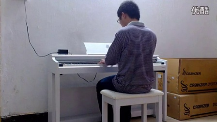 十年 陈奕迅 Eason 流行钢琴曲 高清