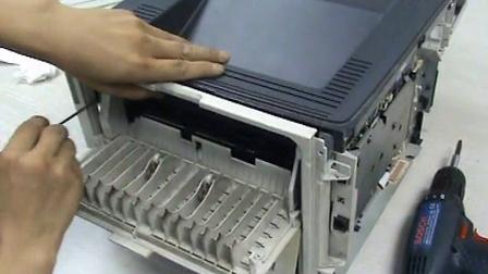 普广OAhelp HP 1320 1160 P2015定影组件拆解 下集