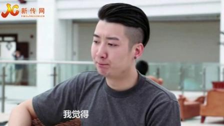 新传网毕业生访谈——10粤播郭嘉峰