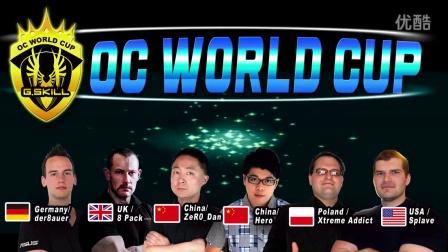 芝奇G.SKILL 2014第一届世界超频竞赛