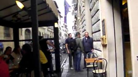 佛罗伦萨街头