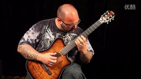 Carvin Guitars Classical Nylon string CL450 guitar Demo