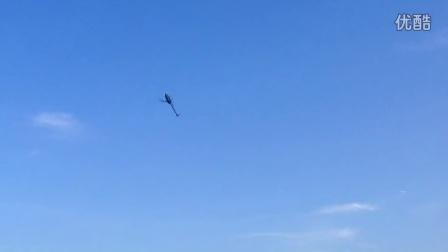 ALZRC-Devil 465 RIGID 飞行视频