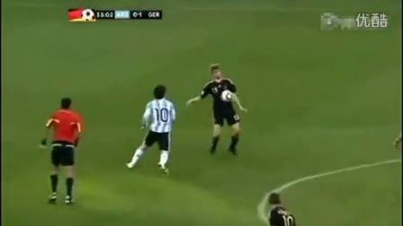 2014世界杯足球直播梅西穆勒昔日交锋