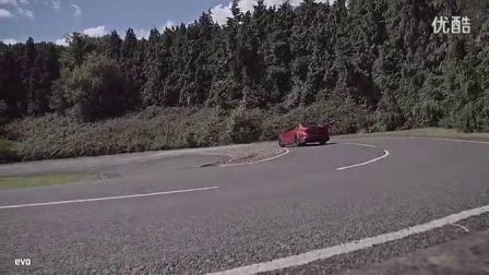 测试英菲尼迪 Q50 Eau Rouge 高性能