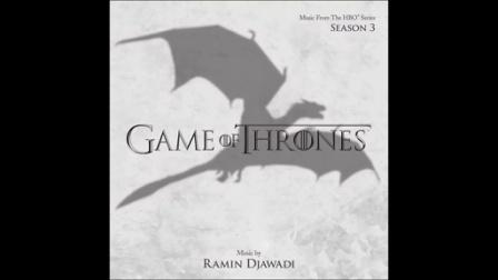 權力的游戲 第三季 影視原聲大碟背景音樂