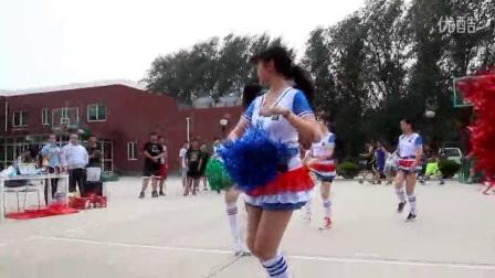 澳际英语学校师生篮球赛