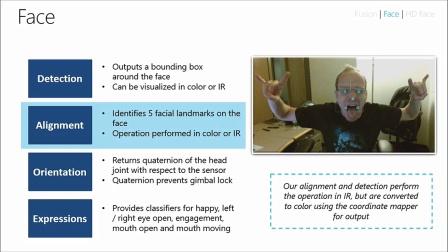 [KinectV2]第五课:三维重建、人脸追踪、高清人脸