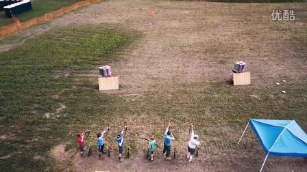 Summit 童子军巅峰夏令营 弓箭运动 射箭 复合弓 反曲弓 运动靶