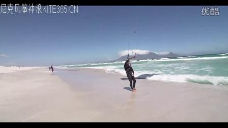 二比青年欢乐多之-风筝冲浪好有技术的二比青年