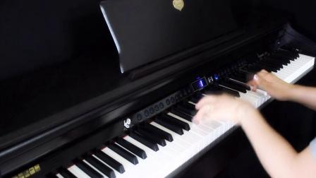 韩国电钢琴 数码钢琴 克拉乌泽SP-5_跳蚤跳华尔兹爵士乐 (Flea Waltz jazz)