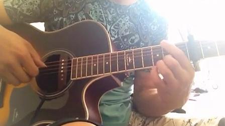 《愿望的樱花》-吉他指弹