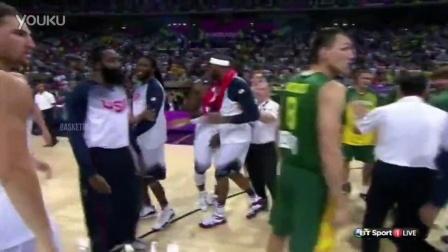 n*a直播篮球世界杯 美国vs立陶宛赛后爆发冲突