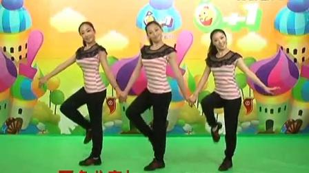 幼儿园中小班早操律动舞蹈律动幼儿园礼仪操律动操