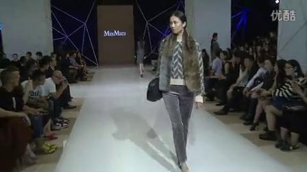 仰角15°卓展2014时装周北京站-MaxMara