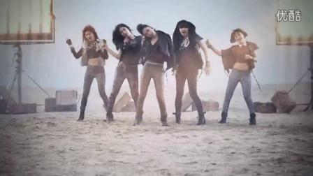 美女组合MV 4MINUTE - HUH