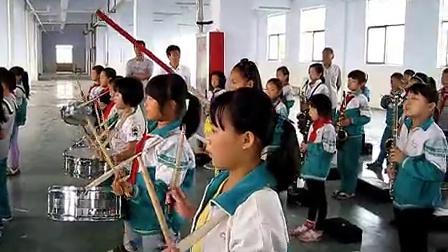 汪沟镇中心小学鼓号队