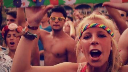 比利时Tomorrowland - Official Aftermovie2014电子音乐节
